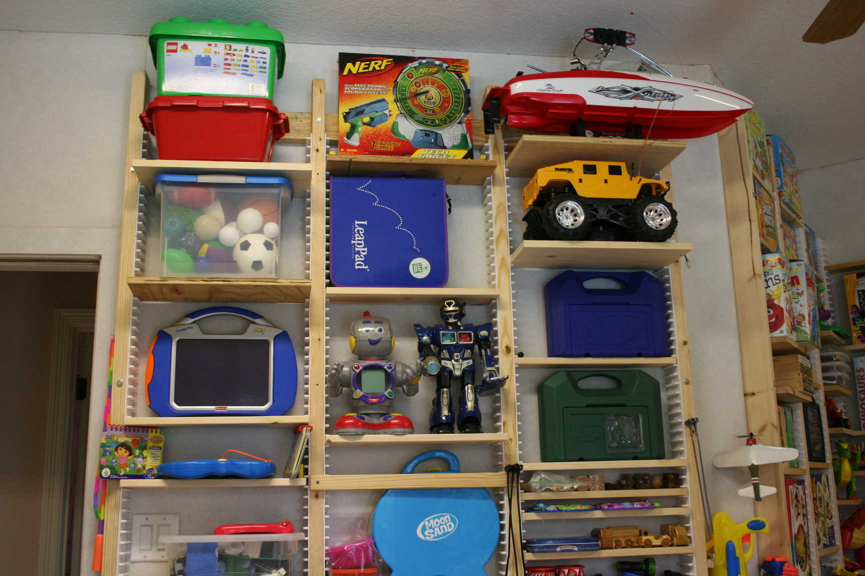 Toy Storage Gallery 1